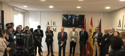 Inauguracion Sede AEHM Mayo 2017