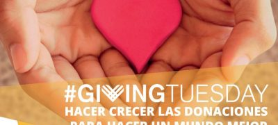 La AEHM Se Suma Al Giving Tuesday