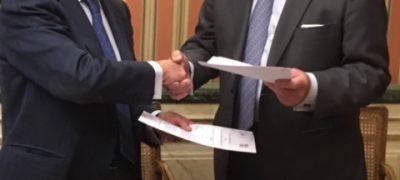 Los Hoteleros Madrileños Desarrollarán Acciones Conjuntas Con La Real Academia De Gastronomía Para Fortalecer La 'Marca Madrid'