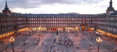 El Turismo Internacional, Balón De Oxígeno En La Ocupación Hotelera De La Comunidad De Madrid En Septiembre