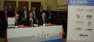 Presentación De La Unión Empresarial Por La Promoción Turística De Madrid