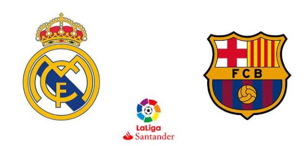 Real Madrid – Barcelona, Liga Santander