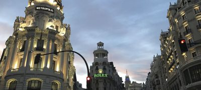 Madrid Granvia