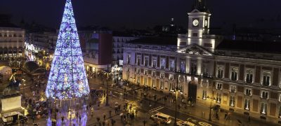 Ocupacion Hotelera En Madrid Navidad 2017