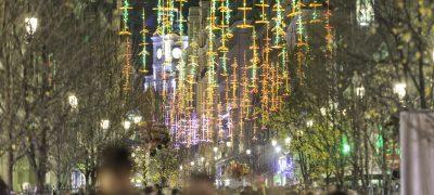 Calle Arenal Navidad