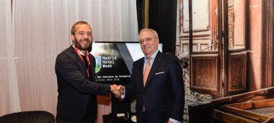 Firma Acuerdo De Colaboracion AEHM Y Ayuntamiento De Madrid Madrid Hotel Week 2018