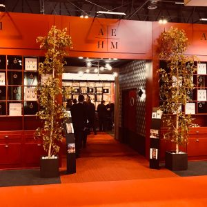 Stand AEHM En Fitur 2018 Frontal