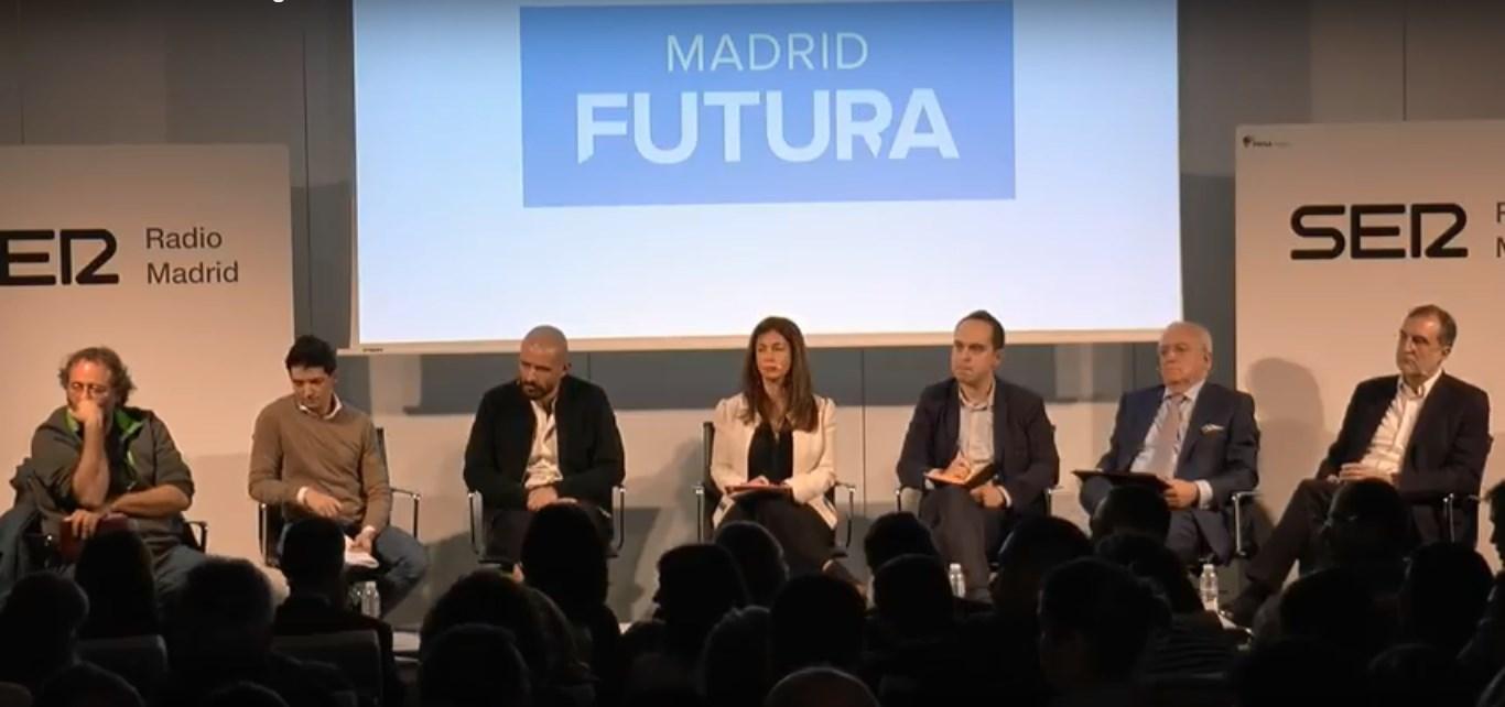 Los hoteleros madrileños participan junto con instituciones en el debate sobre regulación de viviendas de uso turístico 'Madrid  Futura'