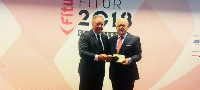 Premios FITUR, Presidente De La AEHM