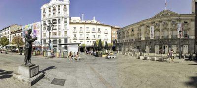Teatro Espanol Plaza De Santa Ana