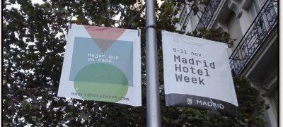 """Las Calles De La Ciudad Se Ondean Al Ritmo De """"Madrid Hotel Week"""""""