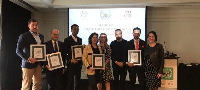 Entrega Premios Travellers Choice A La AEHM Por TripAdvisor