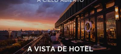Los Hoteles Madrileños Sorprenden Con Una Segunda Edición De 'Madrid A Cielo Abierto' Más Experiencial, Vanguardista E Innovadora