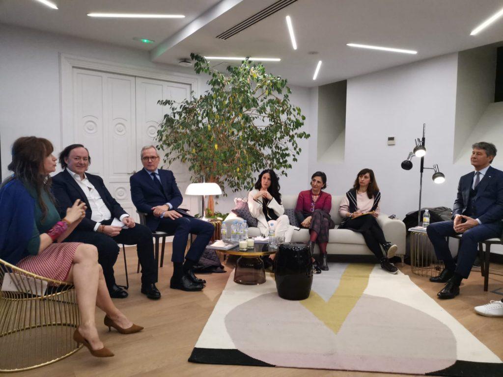 Imagen del encuentro 'Hoteles Sublimes, más allá de la excelencia'