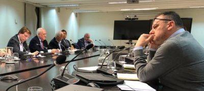 Reunion AEHM Con El Alcalde De Madrid