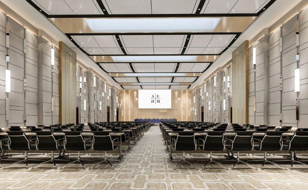 Salón de reuniones hotel